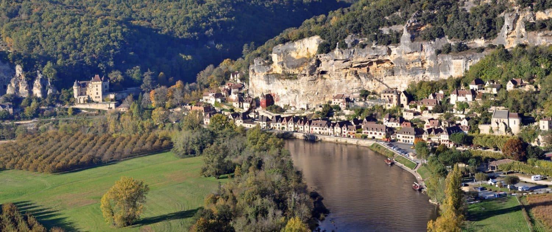 Hotel Restaurant La Roque Gageac  Sarlat Dordogne P U00e9rigord