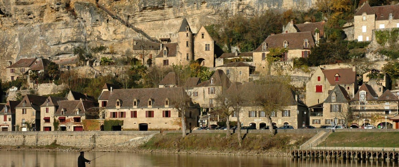 Dordogne River La Roque Gageac